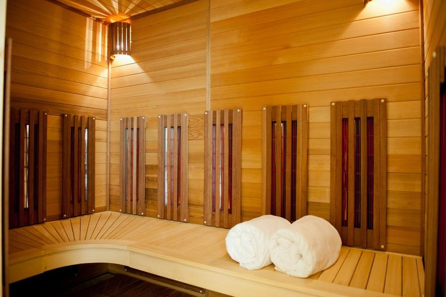 Domaine de Villers & Spa **** Sauna