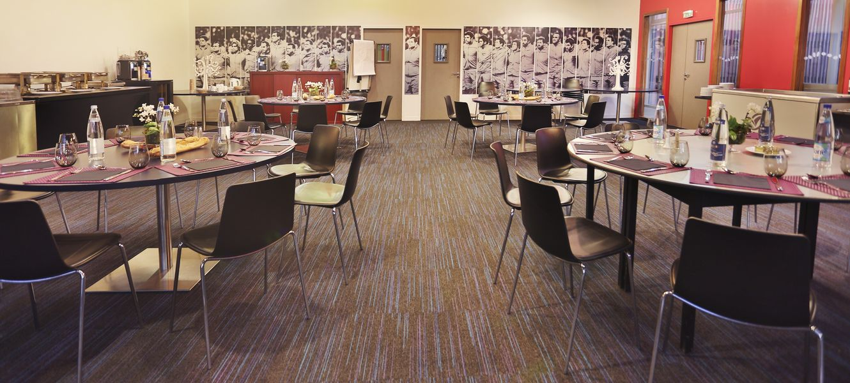 Centre National de Rugby - Marcoussis Déjeuner en format assis dans notre restaurant au 1er étage