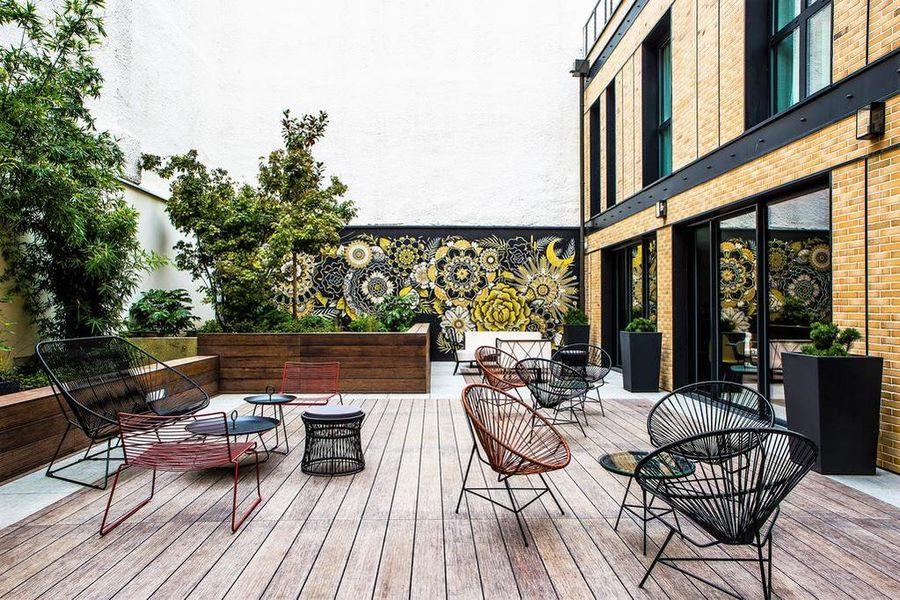 L'Imprimerie Hôtel **** Terrasse/Rooftop