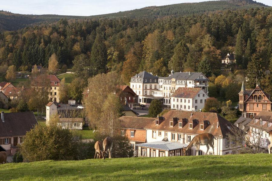 Grand Hôtel du Hohwald *** Extérieur