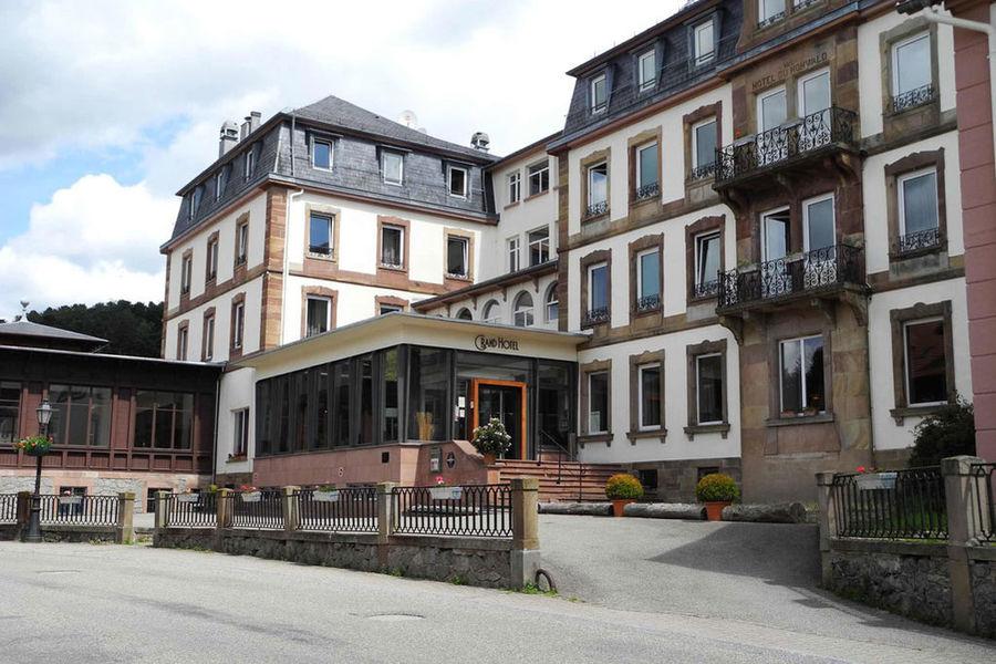 Grand Hôtel du Hohwald *** Façade