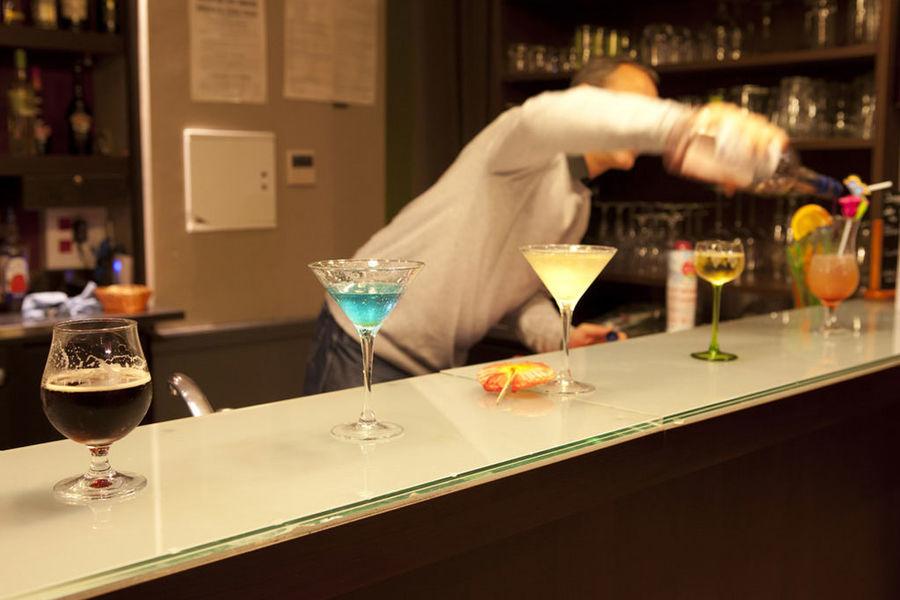 Grand Hôtel du Hohwald *** Bar à cocktail