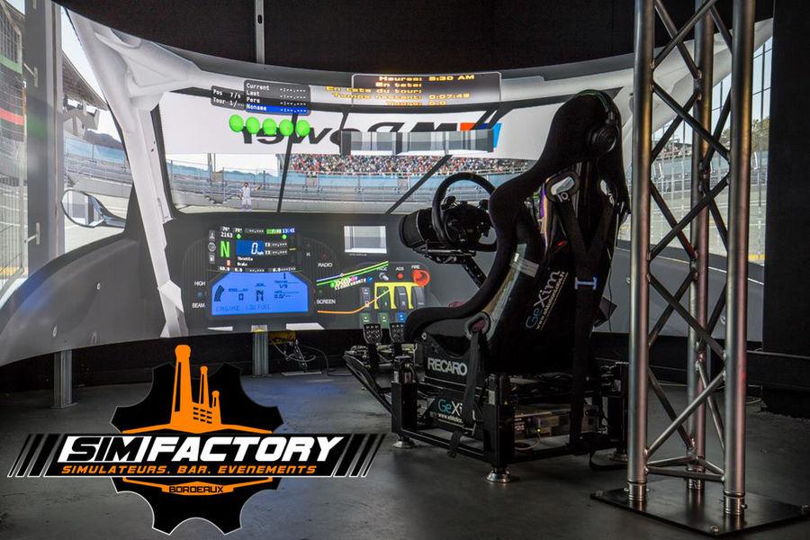 Sim Factory Espace simulateurs