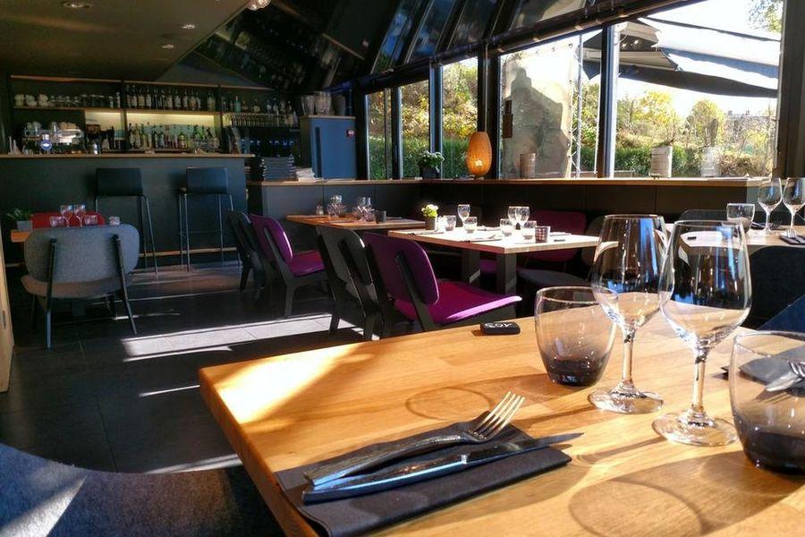 Logis et Spa Chez Camillou Restaurant