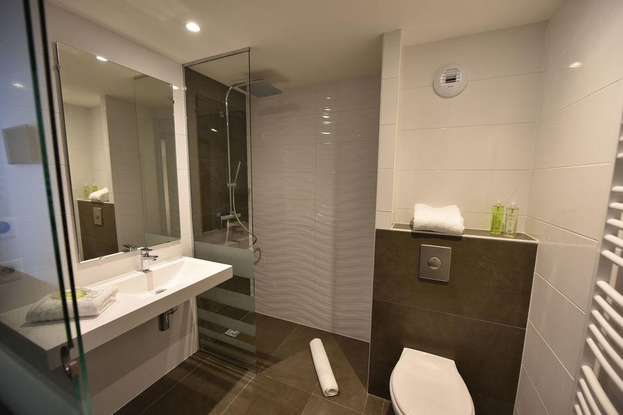 Le Lodge Hôtel Salle de bain