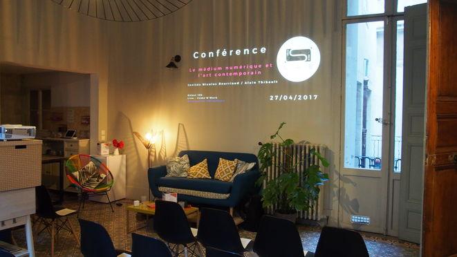 Aménagement Conférence
