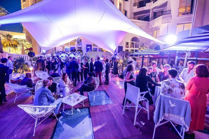 Hôtel Barrière Le Majestic Cannes 47