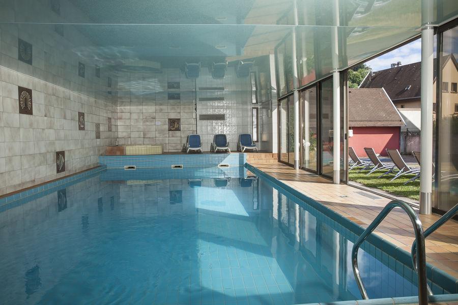 Hostellerie Motel au Bois Le Sire*** piscine