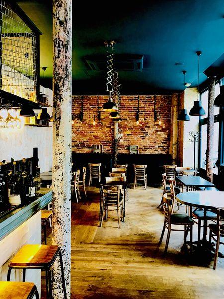 Harper's Paris 15 Salle de restaurant
