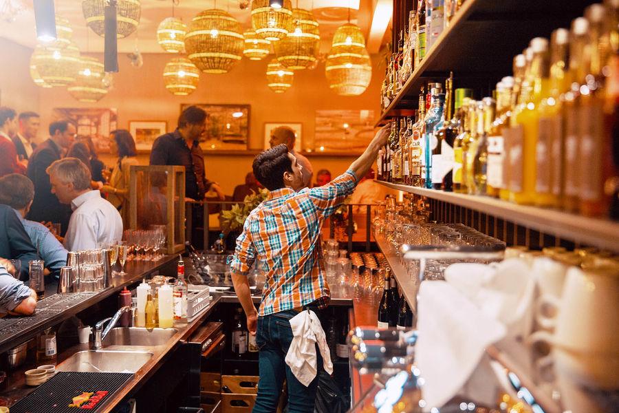 Le Juvia Bar