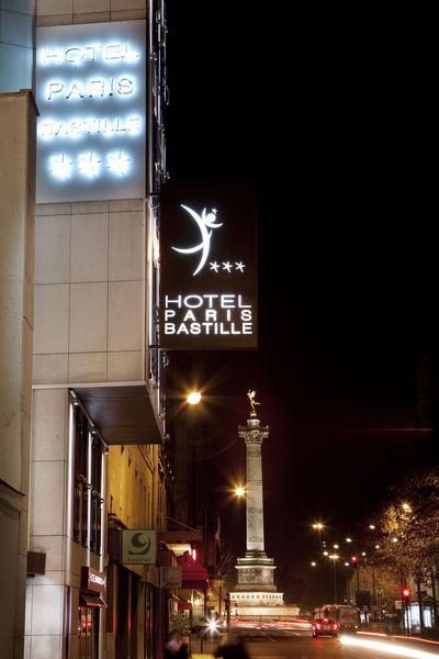 Hôtel Paris Bastille *** Hôtel Paris Bastille ***