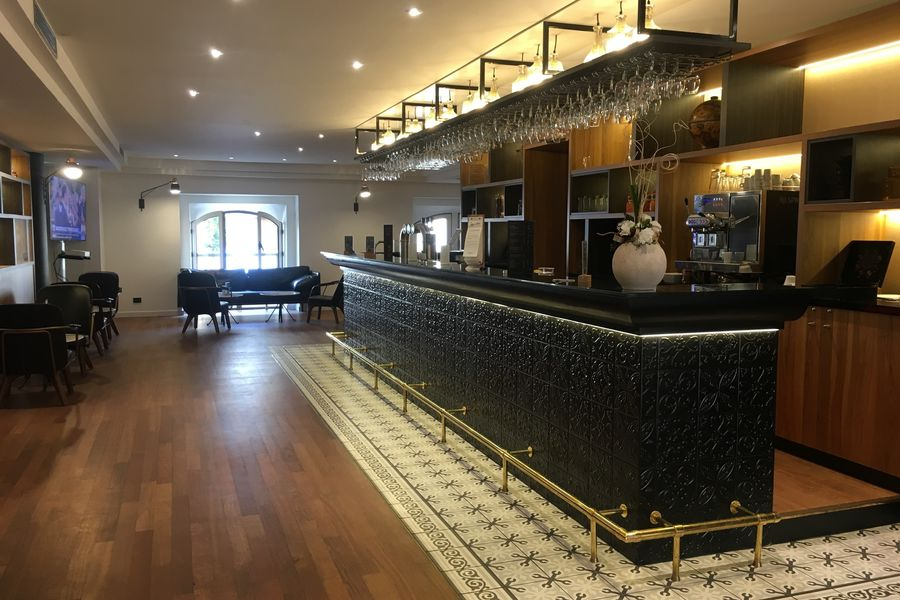 Hôtel Mercure Bordeaux Château Chartrons **** Bar