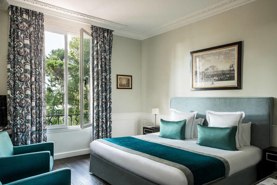 Hôtel le Pigonnet Aix-en-Provence ***** Chambre Deluxe