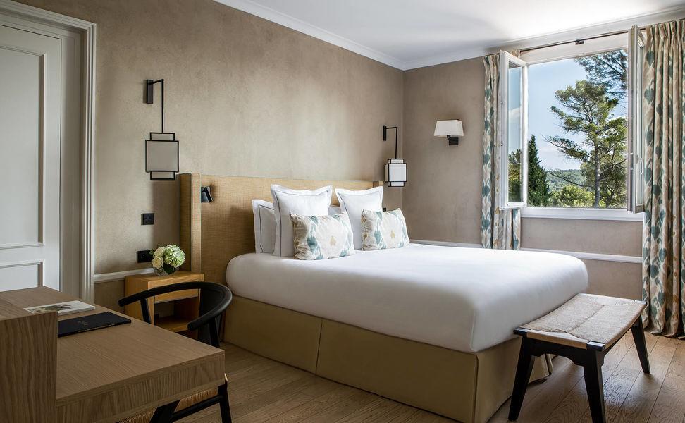 Hôtel le Pigonnet Aix-en-Provence ***** Chambre Supérieur