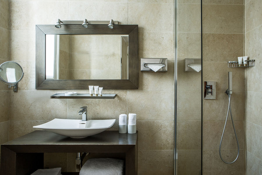 Hôtel le Pigonnet Aix-en-Provence ***** Salle de bain en chambre Supérieur