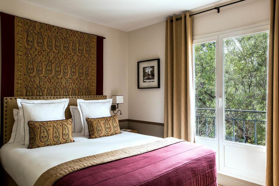 Hôtel le Pigonnet Aix-en-Provence ***** Chambre Classique