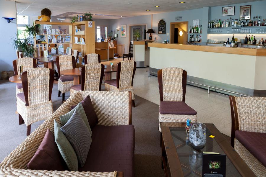 Hôtel Husseren les Châteaux*** Bar Salon
