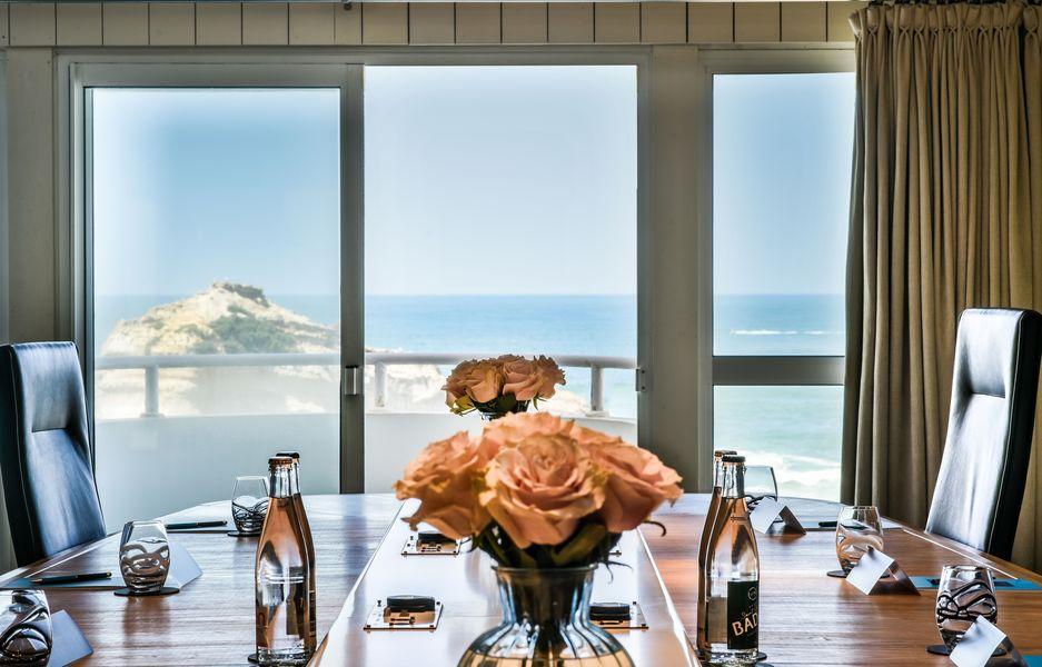 Sofitel Biarritz le Miramar Thalassa Sea & Spa ***** Notre loft La Villa les Vagues