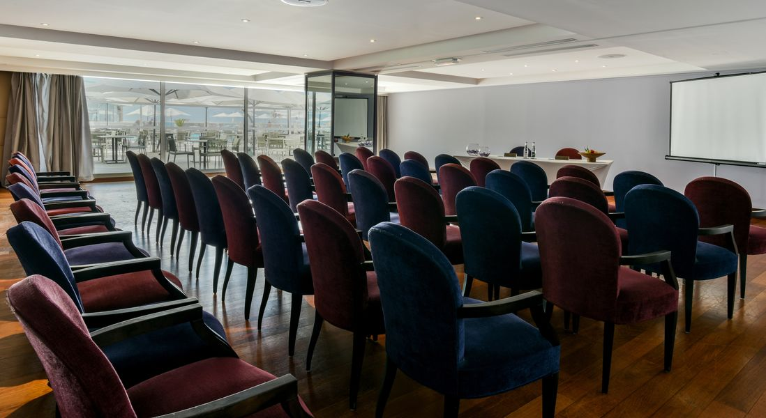 Sofitel Biarritz le Miramar Thalassa Sea & Spa ***** Salle de séminaire