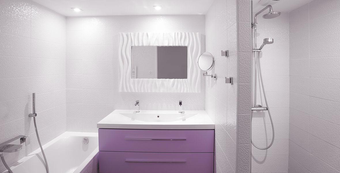 Château des Tourelles Thalasso & Spa **** Salle de bain