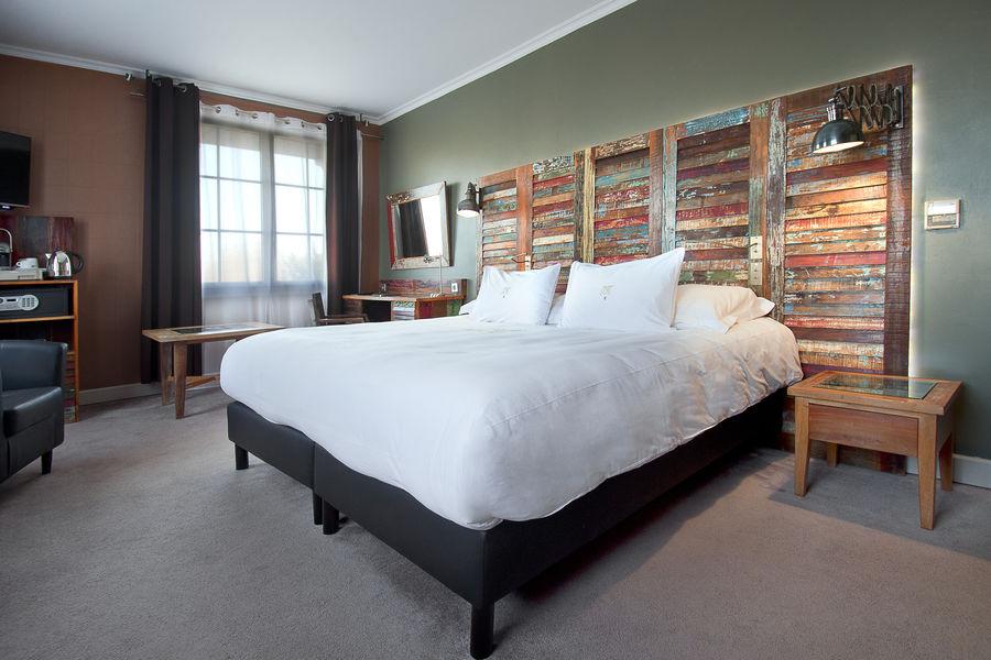 LE GRAND HÔTEL 4* LE TOUQUET - RESORTS & SPA Chambre