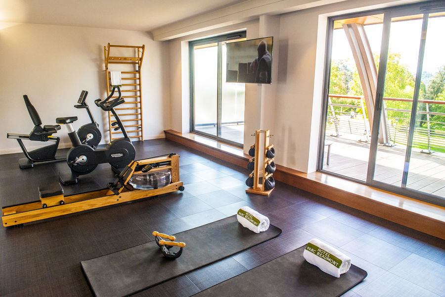 Hôtel Parc Beaumont Pau MGallery by Sofitel ***** Salle fitness