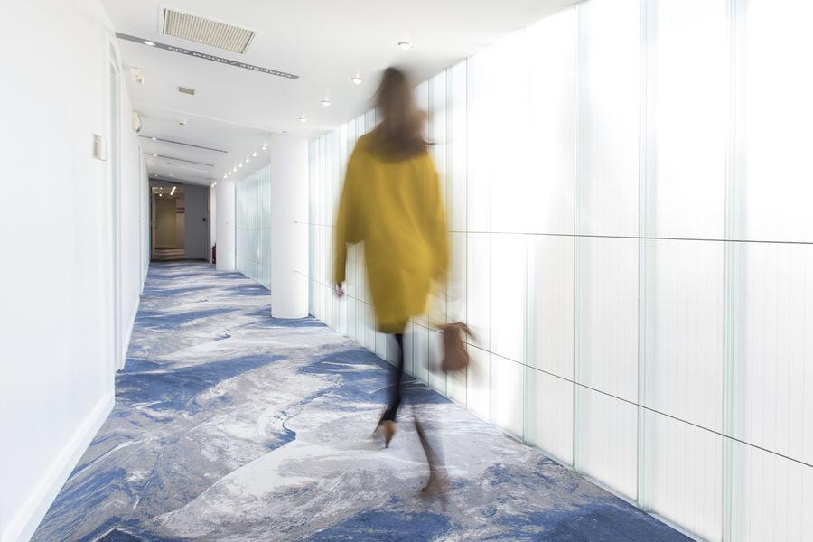 Seeko'o Hôtel Design Bordeaux **** Couloir hôtel