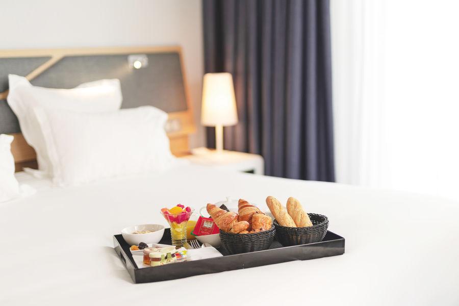 Seeko'o Hôtel Design Bordeaux **** Petit-déjeuner en Chambre