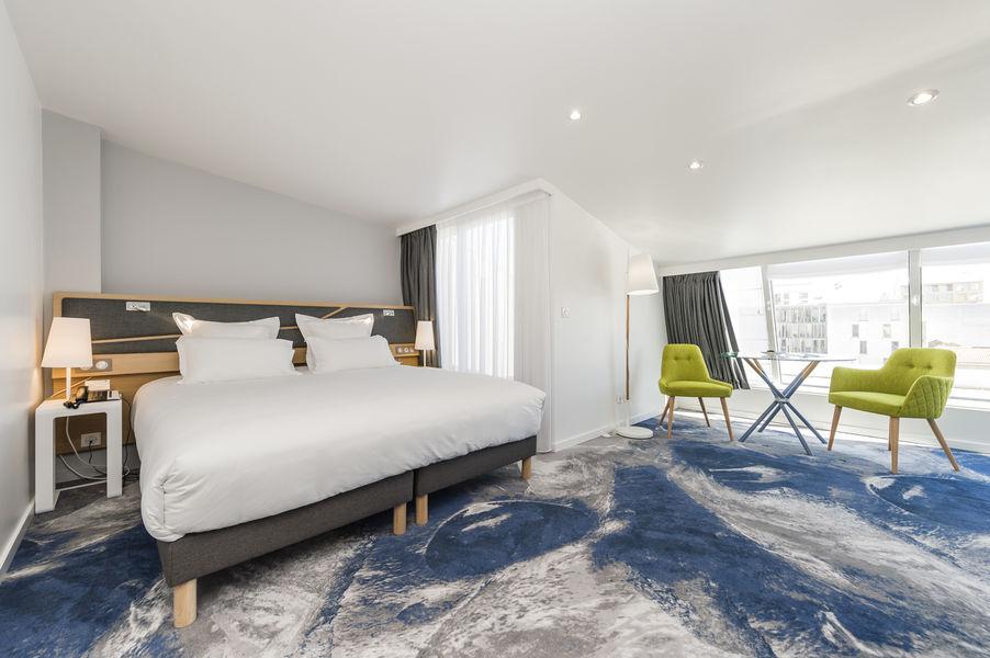 Seeko'o Hôtel Design Bordeaux **** Chambre Executive Ba-Ba avec Terrasse