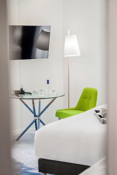 Seeko'o Hôtel Design Bordeaux **** Détail Chambre
