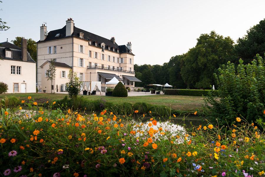 Château de Saulon **** Parc arrière