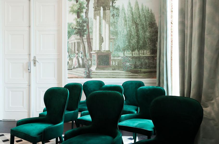 Château de Saulon **** Salon Vougeot 2