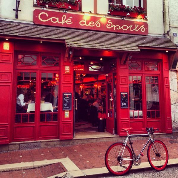 LE GRAND HÔTEL 4* LE TOUQUET - RESORTS & SPA Café des Sports