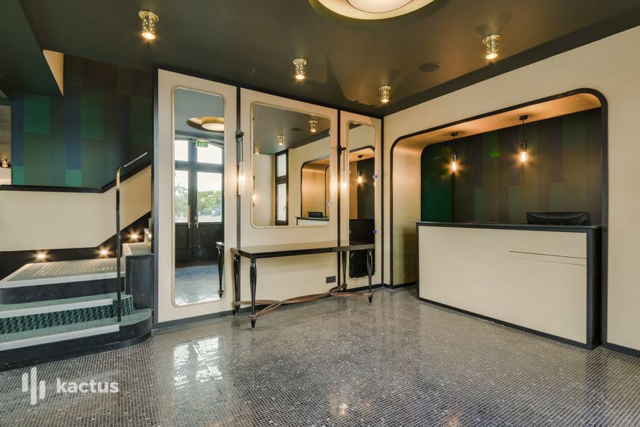 Pavillon des Princes Le Lobby