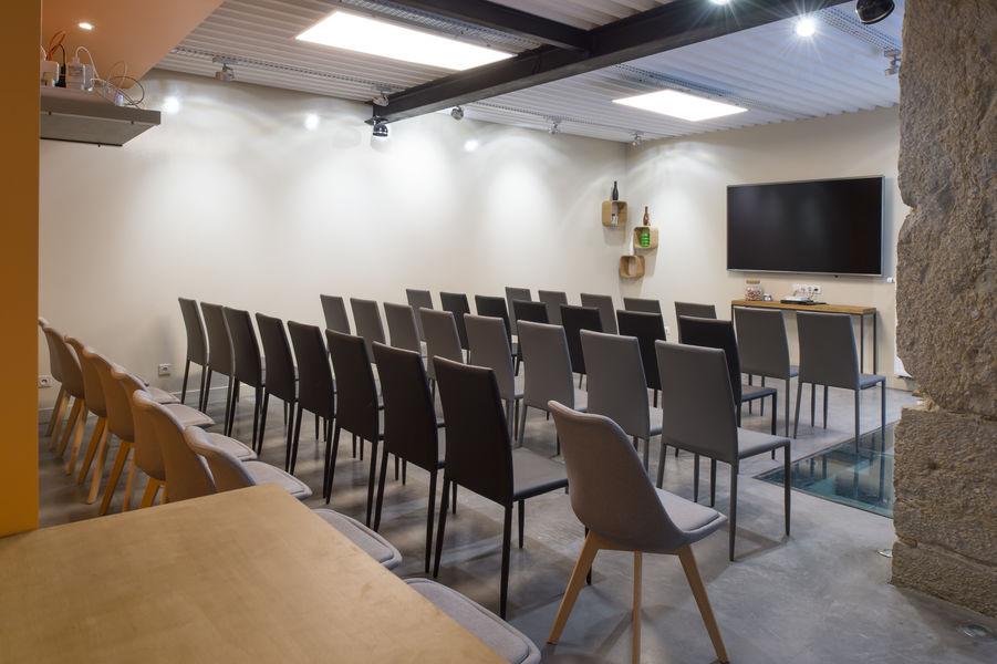 L'Imprimerie du Second Espace de travail - Conférence