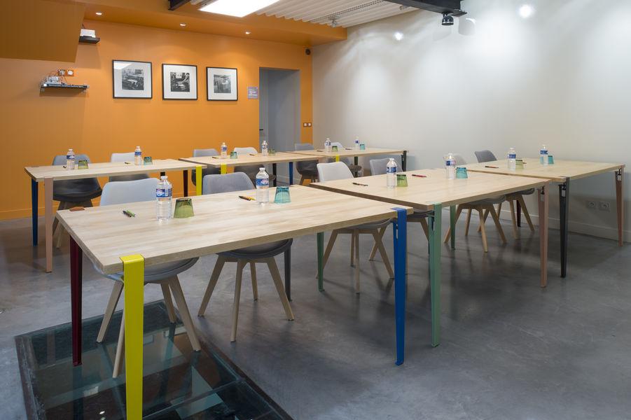 L'Imprimerie du Second Espace de travail - Format écolier