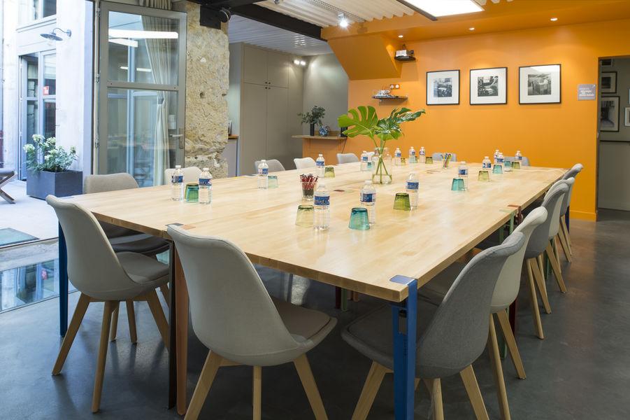 L'Imprimerie du Second Espace de travail - format réunion