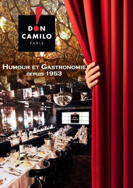 Cabaret Don Camilo 13