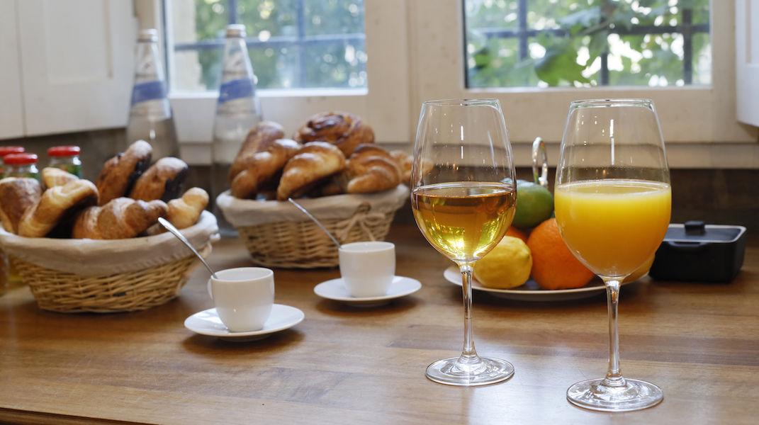 Domaine de la Chartrognière Pause gourmande