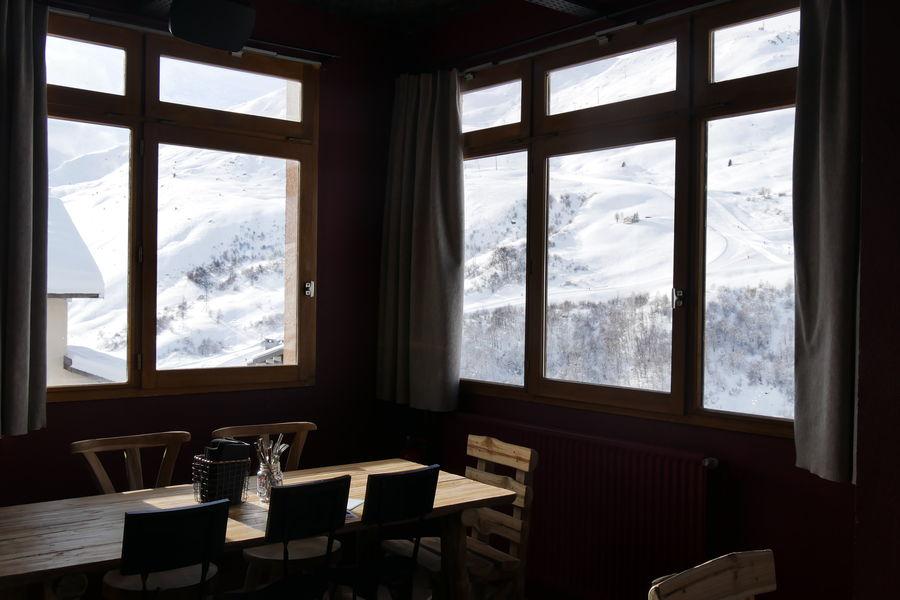 ho36 Les Menuires 3 Vallées Restaurant