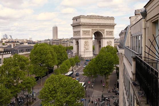 Radisson Blu Hôtel Champs Élysées *****