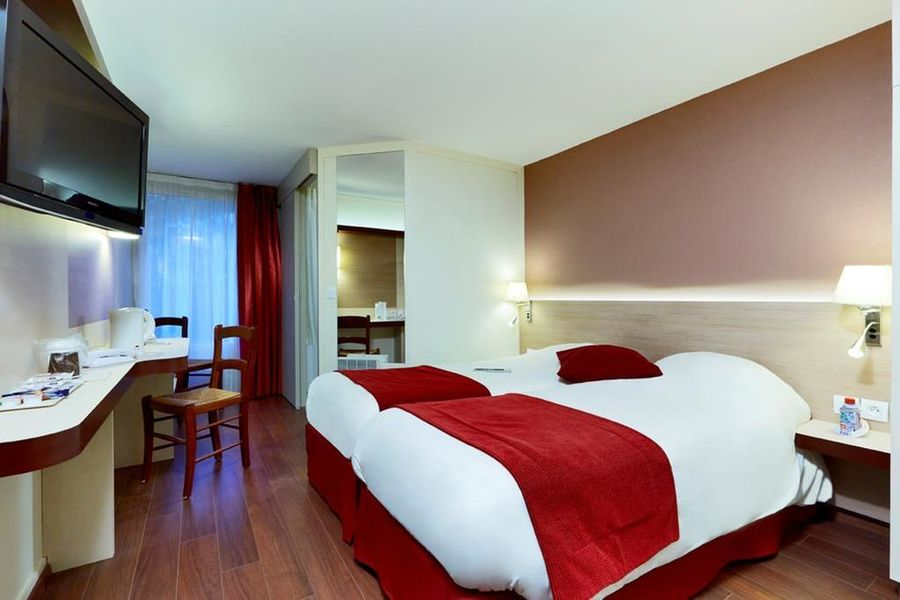 BRIT HOTEL Caen Nord Memorial *** Chambre