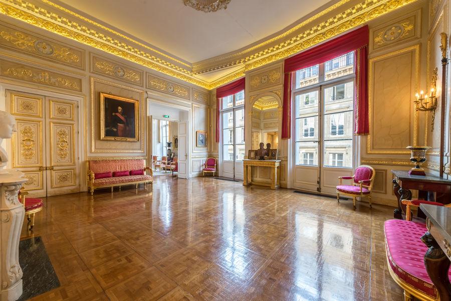Palais Vivienne Salon de l'empeureur