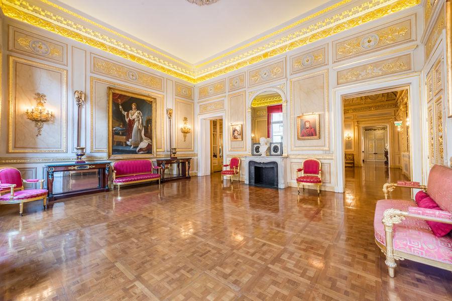 Palais Vivienne Salon de l'empereur
