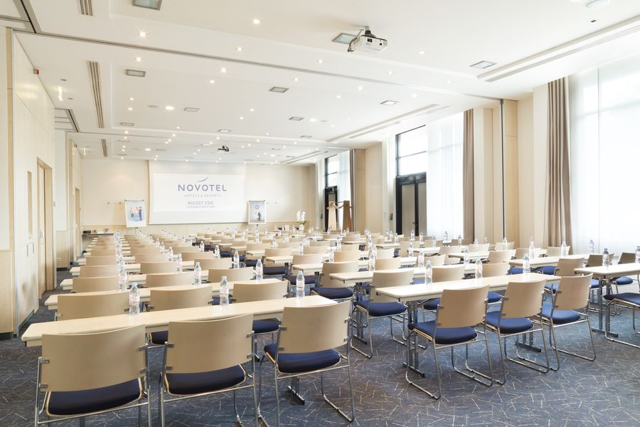 Novotel Roissy CDG Convention & Spa **** 10