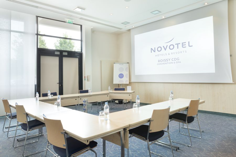 Novotel Roissy CDG Convention & Spa **** 9