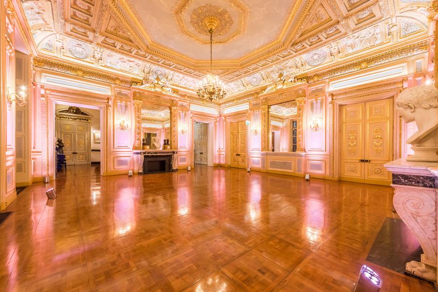 Palais Vivienne Salon des quatres saisons