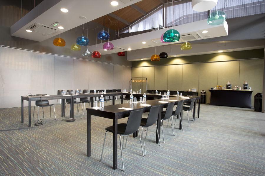 Centre National de Rugby - Marcoussis Salle de réunion format U