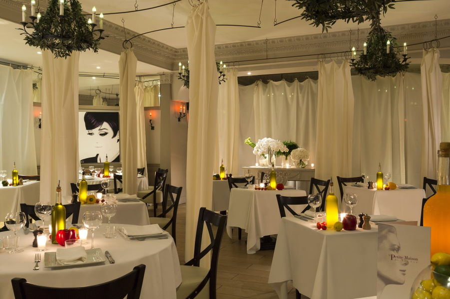 Hôtel Barrière Le Majestic Cannes Restaurant