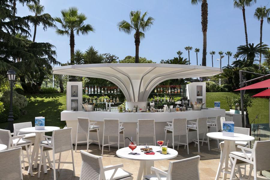 Hôtel Barrière Le Majestic Cannes Bar